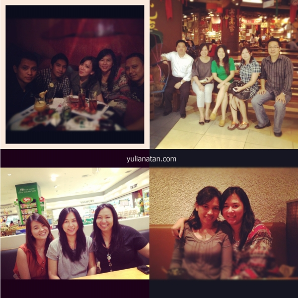 Visited Indonesia ( Jakarta & Jambi ) and met family & friends. March 14 - April 17, 2012